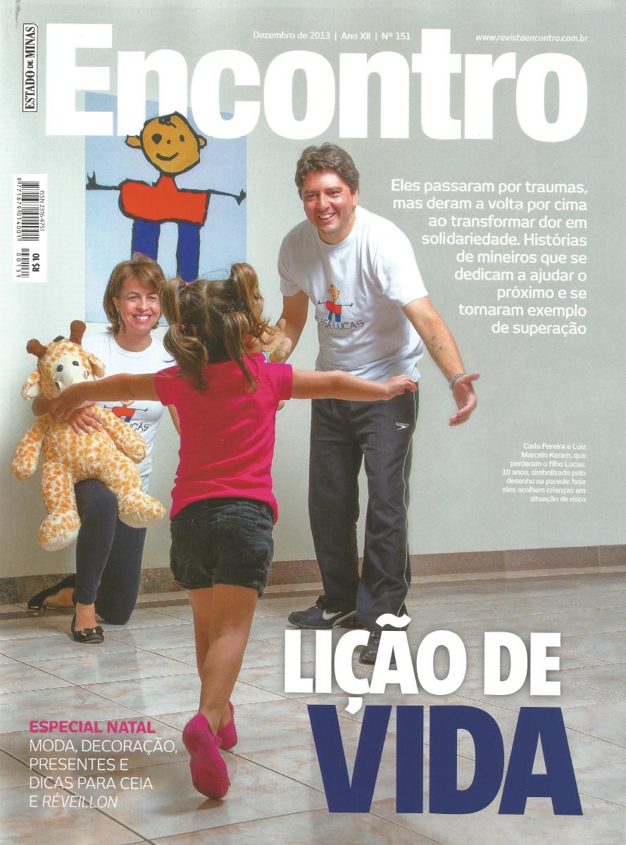 Revista Encontro de Dezembro de 2013